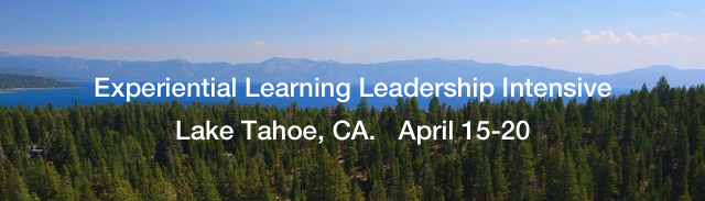 Experiential Learning Leadership Intensive